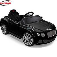 Электромобиль RASTAR Bentley Continental Black