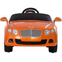 Электромобиль RASTAR Bentley Continental Orange