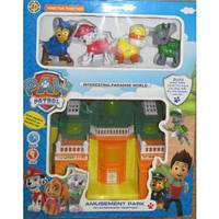 Игрушки Кукольные домики, замки