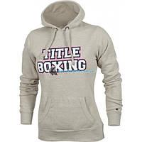 Женский джемпер с капюшоном TITLE Boxing