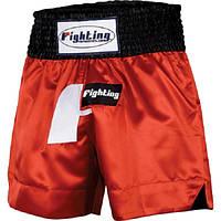 Шорты для тайского бокса FIGHTING Sports F-Con Satin Thai Trunks