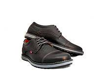 Туфли мужские Bumer с натуральной кожи