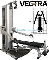 Силовой комплекс VECTRA FITNESS VFT100