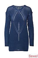 Легкий женский джемпер на осень от производителя | 50-52 р.