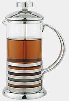 Заварочный чайник Bonadi 5380001 Стекло металл