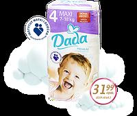 Подгузники Dada (Дада) comfort fit, 4 maxi, 7-18 кг, 54 шт.