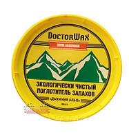 Экологически чистый поглотитель запахов Doctor Wax «Дыхание Альп» / 227 гр.
