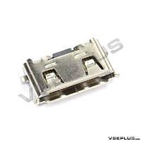 Разъем на зарядку Samsung B100 / B200 / B300 / C270 / C3200 Monte Bar / C3510 Corby POP / C450 / D780 Duos