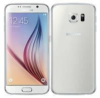 Смартфон Samsung G920 Galaxy S6 64GB Duos Pearl White, фото 1
