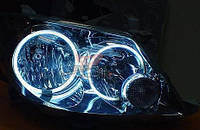 Ангельские Глазки CCFL 95мм белые (ВАЗ, BMW, Lanos, Ford, Audi, VW)