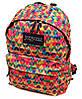 Городской рюкзак в орнамент 28 л. Jansport 3334-9526-1 3d разноцвет