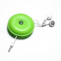 Стяжка-органайзер для наушников, кабелей, шнуров
