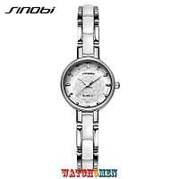 Женские наручные часы Sinobi S9486W White