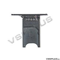 Держатель SIM карты Nokia Lumia 800, черный