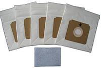 Gorenje GB2  5  бумажных мешков и фильтр (PBU 110/100)