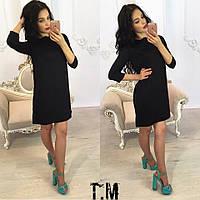 Женское модное прямое платье (4 цвета)