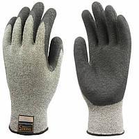 Перчатки антискользящие, антиразрезные, для общих работ. Размер 7, 9, 10