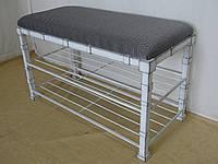 Банкетка кованая  -  012-750