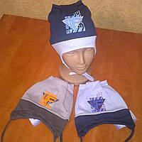 Весенняя шапка для детей