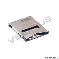 Разъем на SIM карту Sony C6602 Xperia Z / C6603 Xperia Z / C6606 Xperia Z