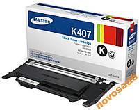 Тонер картридж Samsung CLT-K407S  оригинал