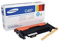 Тонер картридж Samsung CLT-C407S оригинал