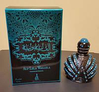 Восточные натуральные масляные духи Khalis Alf lela Wallela 12ml