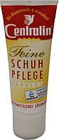 Крем для обуви в тубе - Centralin Feine Schuhpflege (бесцветный) (Оригинал)