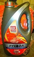 Масло моторное Лукойл Супер 10W-40 SG/CD 4л