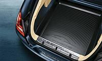 Оригинальный ковер в багажник Porsche Panamera с 2009- / 4шт.