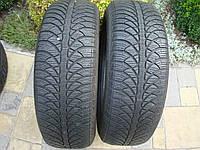 Грузовые шины бу зимние R16С 195/60 Fulda Kristall Montero 3, пара 2 шт.