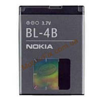 Аккумулятор на Nokia BL-4B, 700mAh