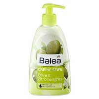 Жидкое мыло для рук Balea с оливкой и лимонной травой, 500мл