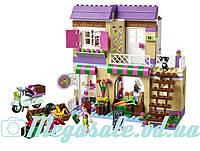 """Конструктор Bela Friends """"Овощной рынок в Хартлейке"""": 389 деталей, 2 фигурки (аналог Lego Friend)"""