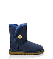 Детские UGG Baby Bailey Button Blue оригинал