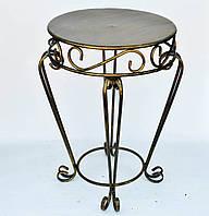 Стол кованый Женева G-044