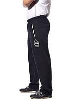 Трикотажные спортивные штаны на молнии Wild Mountain 100% хлопок