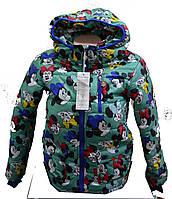 Куртка детская демисезонная для девочки р-р 140 ТМ Барбаррис