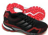 Кроссовки мужские Adidas Marathon Сине-красные Оригинал