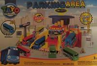 Паркинг Тайо +4 автобуса