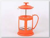 Заварочный чайник френч-пресс 600мл Bonadi 5380066 Стекло, металл