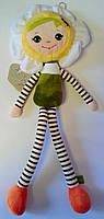 Мягкая игрушка Кукла Ромашка К422С Левеня Украина