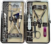 Маникюрный набор KDS 7115, 8 предметов
