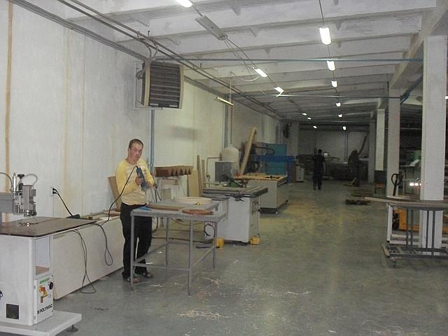Продам предприятие (завод по прозводству мебели) в Одессе