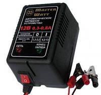 Автоматическое зарядное устройство Master Watt 0,3-0,8А 12В для мото аккумуляторов