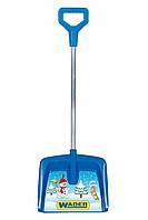 Детская лопатка большая для снега IML Wader