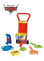 Детская тележка с набором для песка Тачки/Самолетики Disney Wader