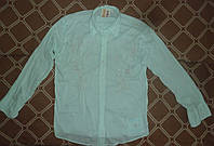 Рубашка брендовая Rivaldi ,L 100% кот.