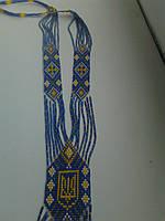 Синій гердан з гербом (Синий гердан с гербом) AG-0040