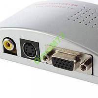 Переходник VGA на теливизор тюльпан RCA AV Svideo